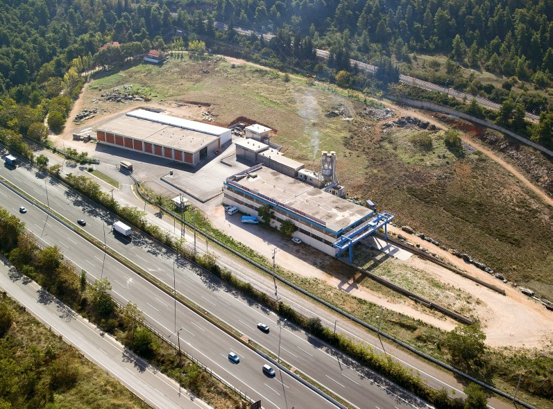 Εργοστάσιο Αυλώνας