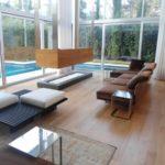 Πατωμα Καρυδια Walnut flooring